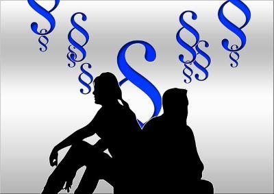 Ehe- und Partnerschaftsstreitigkeiten